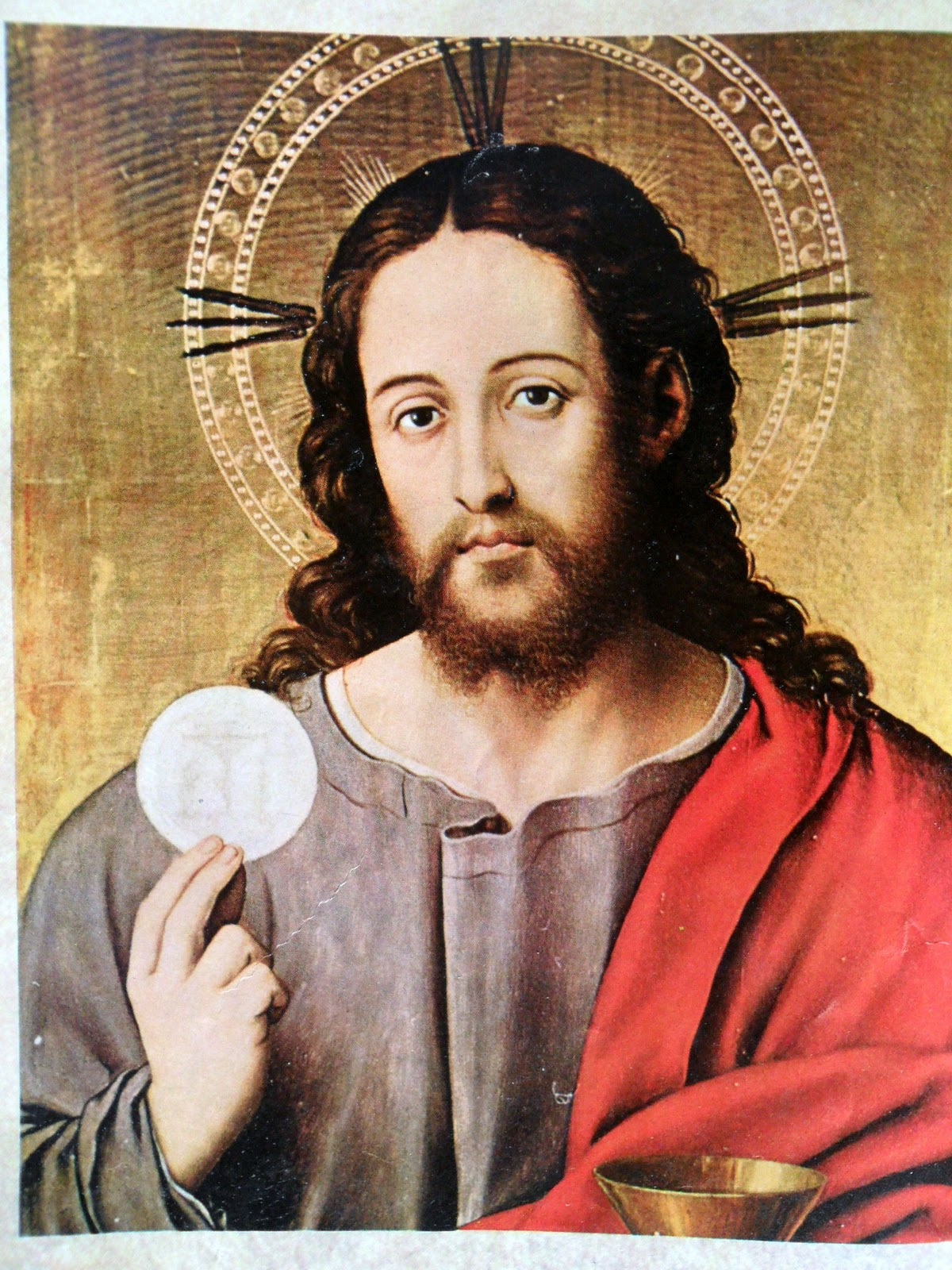 Eucaristia, fonte de Cristificação