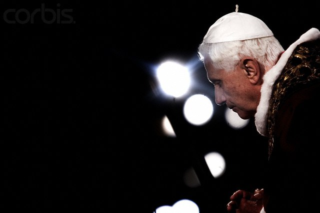 Italy - Religion - Pope Benedict XVI - Easter Celebration