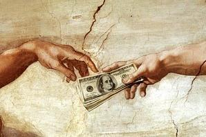 Teologia da Prosperidade: Zizuiz garante muito dimdim no bolso!