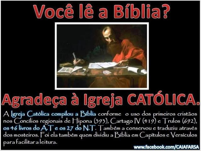 Você lê a Bíblia?